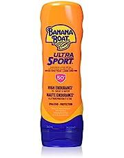 Banana Boat Ultra Sport Sunscreen Lotion, New FORMULA, Spf 50+, 240 mL