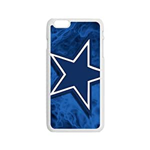 Blue unique star Cell Phone Case for Iphone 6