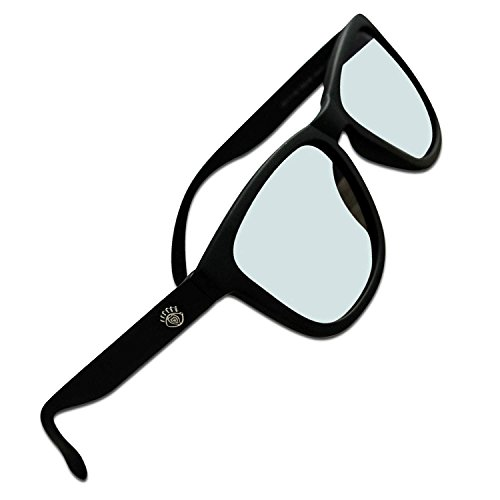 Blue Light Blocking Glasses Inside Transition to Sunglasses Out | Blue Blockers