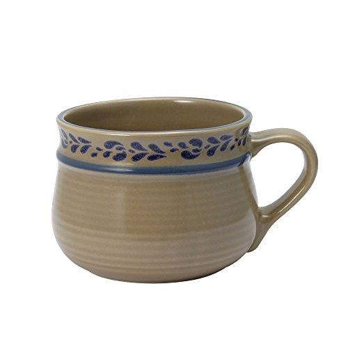 (Pfaltzgraff Folk Art Jumbo Soup Mug, 30-Ounce)