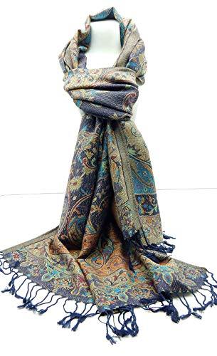 Julietta Collection - Luxury Collection Italian Scarves-Pashminas-Wraps