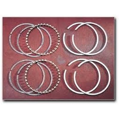 Hastings 6164-STD Cast Replacement Piston Rings for Harley-Davidson 1984-99 80 Evo and 1340CC Shovelhead (Piston Ring Replacement)