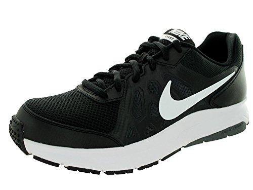 Nike Mens Dart 11 Running Shoes, Negro, 43 EU/8.5 UK