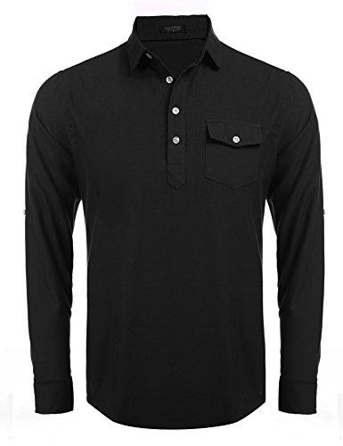 organic dress shirts - 4