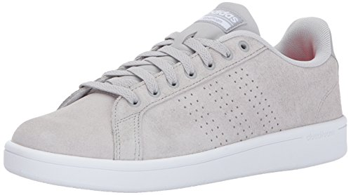 adidas Neo Men's CF Advantage CL Sneaker, Grey Two/White, 12 Medium US