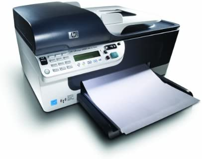 HP Officejet Impresora multifuncional HP Officejet J4680 ...