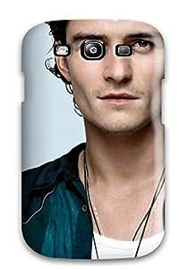 YY-ONE Tpu La Angel Nelson Men Male Celebrity Orlando Bloom YY-ONE For Galaxy S3