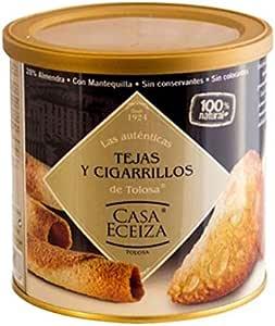 Tejas Y Cigarrillos De Tolosa 160G: Amazon.es: Alimentación y bebidas