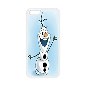 Custom High Quality WUCHAOGUI Phone case Frozen Oalf - Let is Go Protective Case For Apple Iphone 6 Plus 5.5 inch screen Cases - Case-8