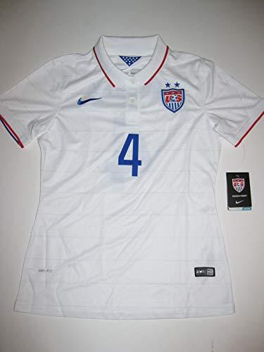 Nike Michael Bradley 2014 USA World Cup Women's Medium Soccer Replica Jersey ()