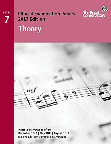 Level 7 Theory Examination Papers 2017 Edition PDF
