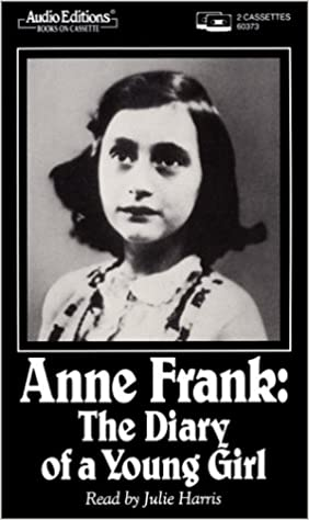 diary anne book frank of the audio