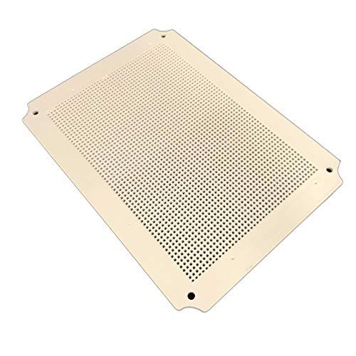 (BUD Industries NBX-32926-PL ABS Plastic Internal Panel, 14-1/4