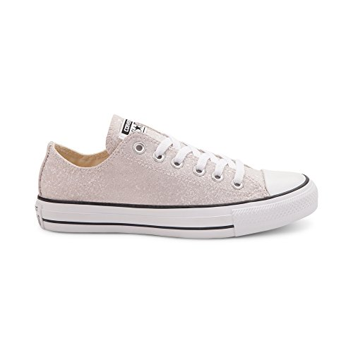 Converse Mens One Star Sneakers Ox In Suede Glitter 9482