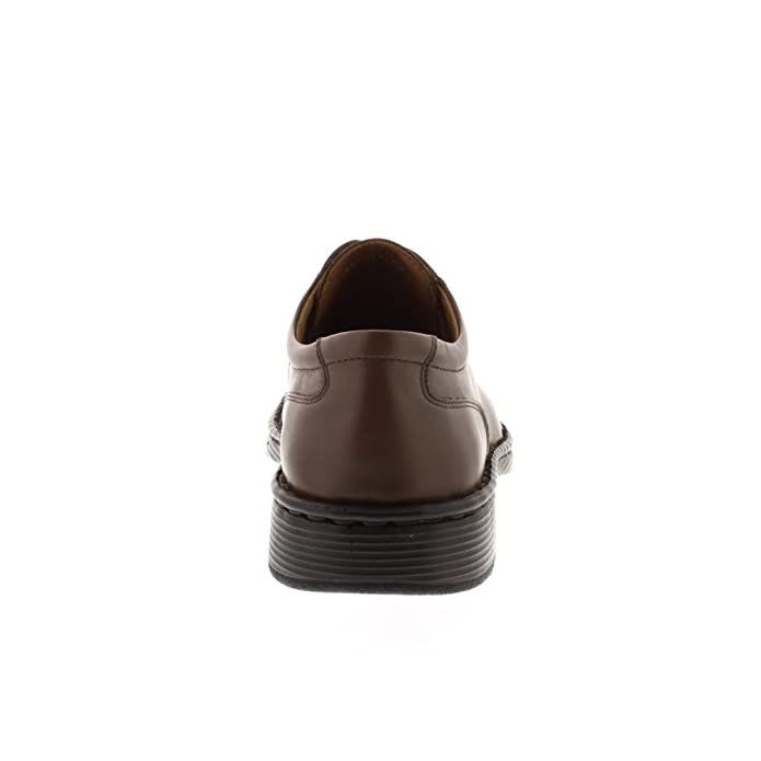 Burgess - Cognac Extra Wide Fit