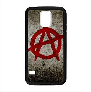 Best Custom Case - Anarchy Samsung Galaxy S5 TPU (Laser Technology) Case, Cell Phone Cover