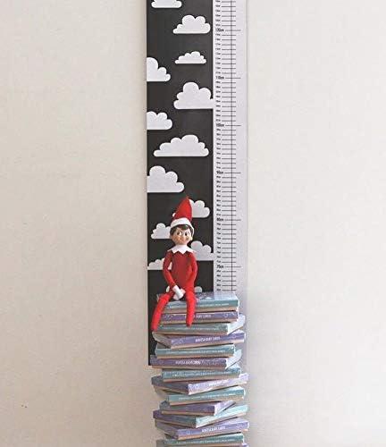 Baby groeidiagram kwekerij hoogte grafieken voor Kid eenvoudige stijl muur opknoping meetlinialen B