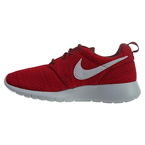 Top Run Sneakers Roshe Hi Nike Dark Team Grey fille Red OWcpv557