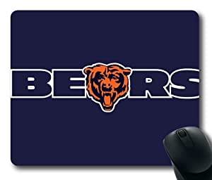 NFL Chicago Bears Mouse Pad, Customized Rectangle Mousepad Diy By Bestsellcase