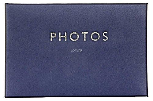 Grey JMS Contemporary Classic Mini Albums-6x4-36 Photos-Innova Editions-3 Color
