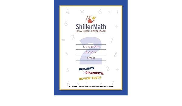 Amazon.com: ShillerMath Lesson Book 2: Industrial & Scientific