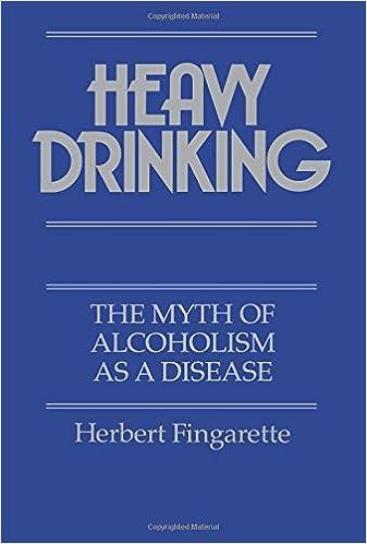disease concept of addiction handout