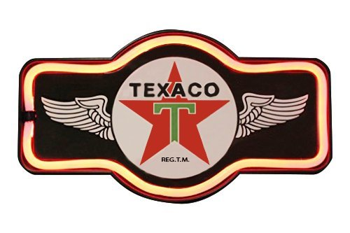 Texaco Oil LED Sign, 16