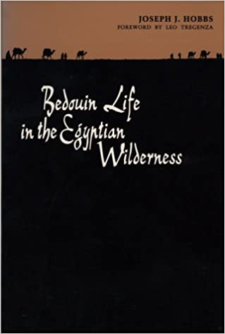 Book Bedouin Life in the Egyptian Wilderness