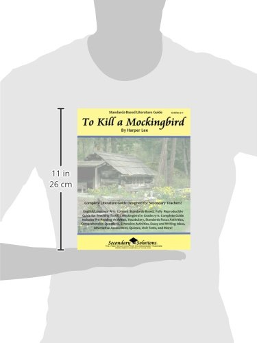 To kill a mockingbird teacher guide complete lesson unit for to kill a mockingbird teacher guide complete lesson unit for teaching the novel to kill a mockingbird by harper lee kristen bowers 9780978920487 fandeluxe Images