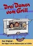 Drei Damen vom Grill - Box 1, Folge 1-26 (6 DVDs)