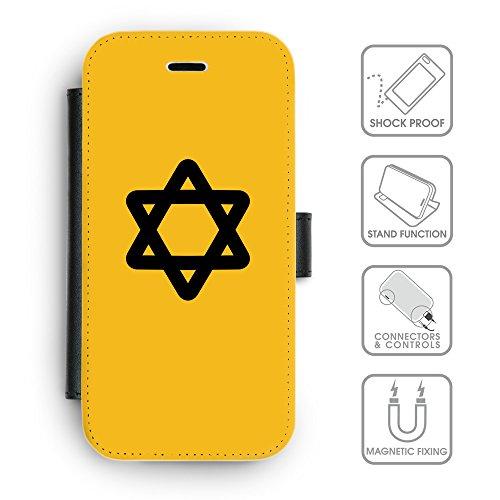 Flip PU Leather Wallet Case avec des fentes de carte de crédit // Q08470602 Religion 11 ambre // apple iphone 7 2016