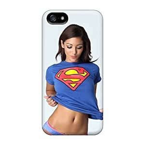 Hot Style TAIvi19204PugGI Protective Case Cover For Iphone5/5s(melanie Iglesias)