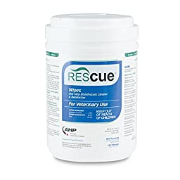 Rescue Disinfectant Wipes - 160 count