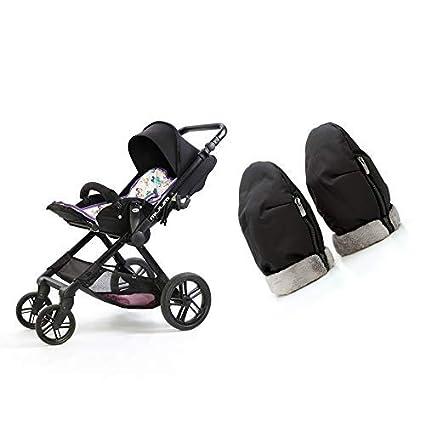 Manoplas para carro de bebé | Guantes de protección contra el frío y lluvia de carro