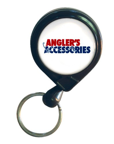 Anglers Accessories Deluxe Pin-On Retractor Fly Fishing Tools Attachement Review
