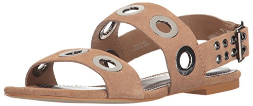 Diesel Women's D-4-darlin D-yeletta Fs Dress Sandal, Woodsmoke, 6 M US ()