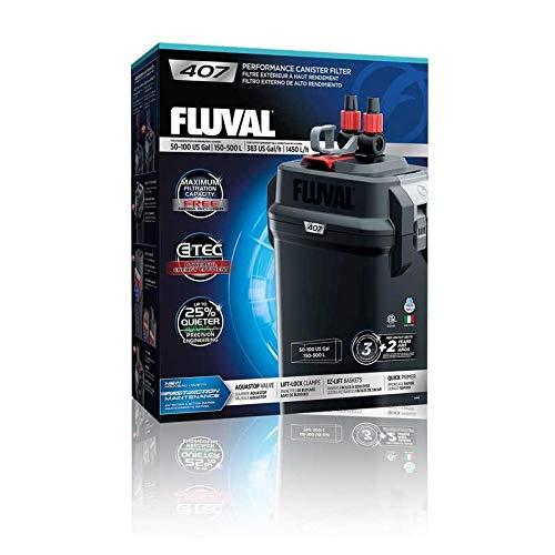 Fluval 407 Performance Canister