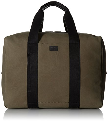 Jack Spade Men's Surf Canvas Duffle Bag, Dockside Green for sale  Delivered anywhere in USA