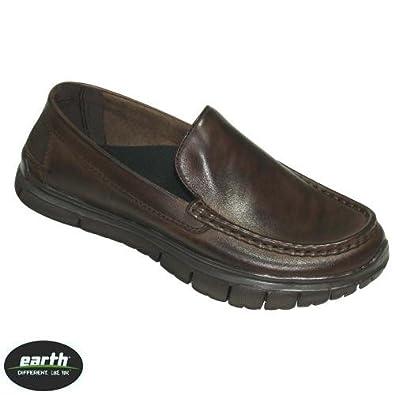 Kalso Earth Shoe Mens Earth Zmoc Black Calf - 12 D(M) US