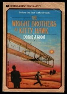 Book Wright Brothers At Kitty Hawk by Donald Sobol (1986-06-03)