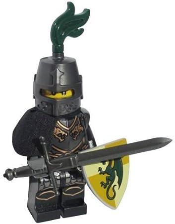 Amazon.com: LEGO Dragon Knight (Medieval Templar) - LEGO Kingdoms ...