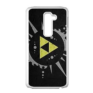 QQQO Triforce Cell Phone Case for LG G2