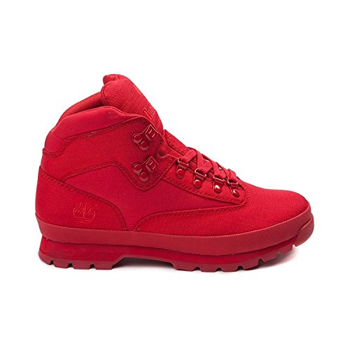 Hommes Timberland Euro Rip Botte Rouge / Mono ...