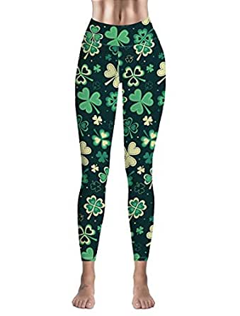 Amazon.com: St. Patrick's Day Costumes Tights Leggings for
