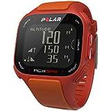 Polar RC3 GPS Cardiofrequenzimetro Senza Sensore di Frequenza Cardiaca, Arancione