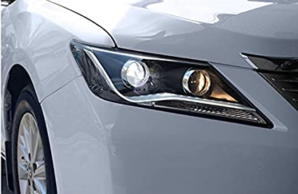 Amazon Com Gowe Toyota Camry Headlights 2012 2014 Camry Led