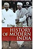 History of modern india by bipin chandra
