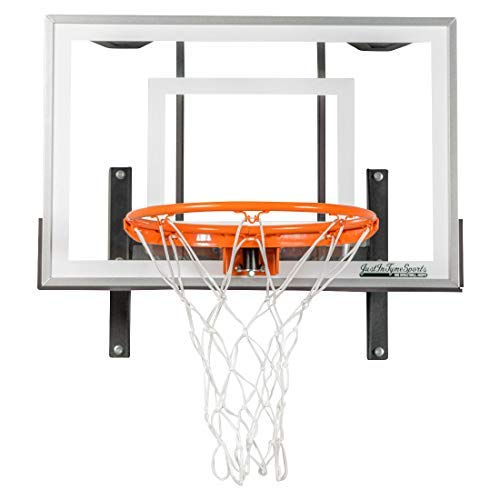 Wall Mounted Mini Basketball Hoop - Mini Pro Xtreme Hoop Set (Wall Xtreme)