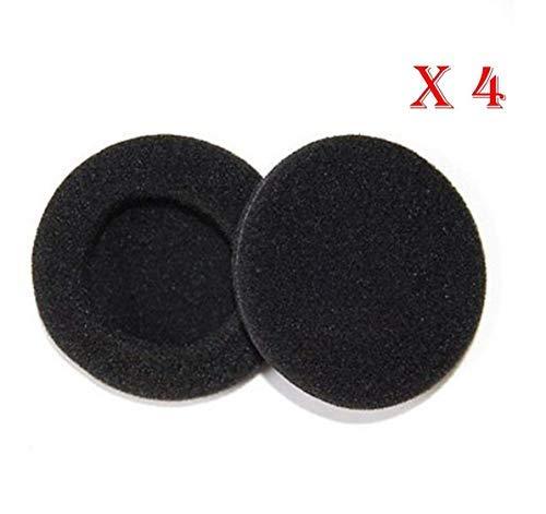 1.6inch (40mm) Foam Ear Pad Headphone Covers - 8 Pack