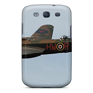 Garshop Scratch-free Phone Case For Galaxy S3- Retail Packaging - Avro Lancaster